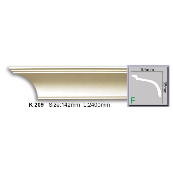 ابزار گلویی ساده K-209