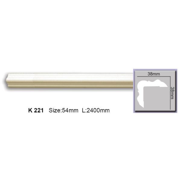 ابزار گلویی ساده K-221