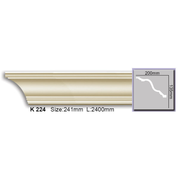 ابزار گلویی ساده K-224