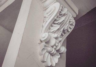 تزئینات ستون پلی اورتان