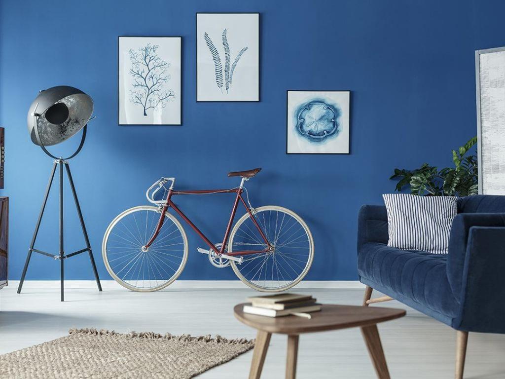 طراحی داخلی به رنگ سال ۲۰۲۰