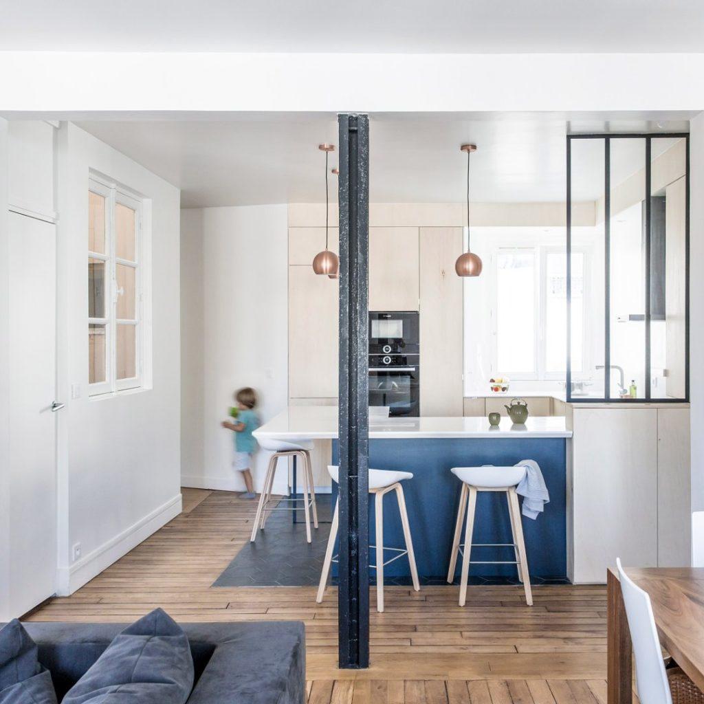 طراحی خانه به رنگ سال ۲۰۲۰